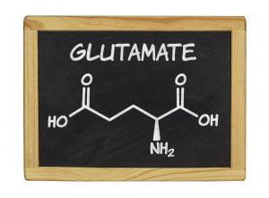 Structura Glutamatului