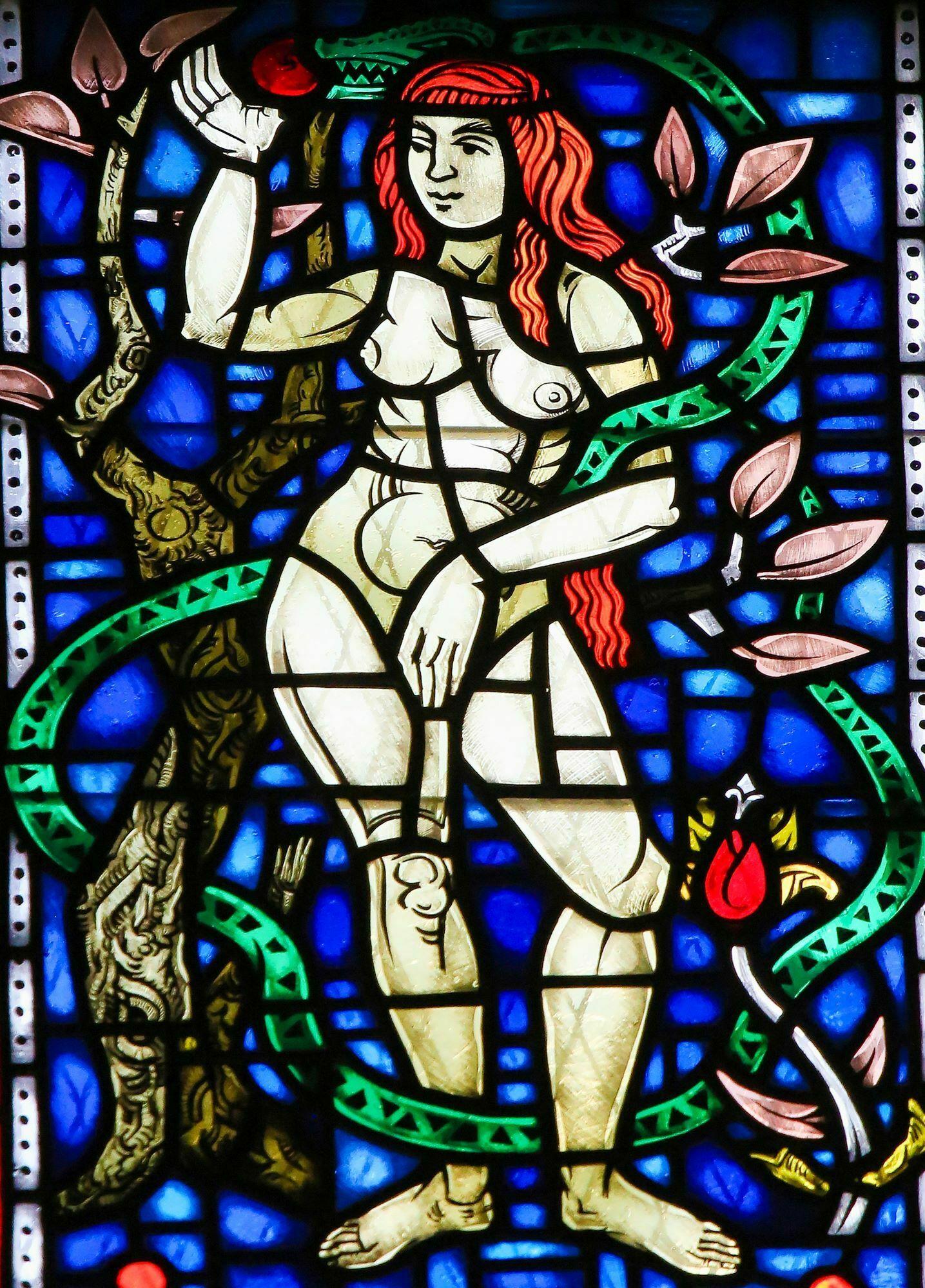 Eve and original sin
